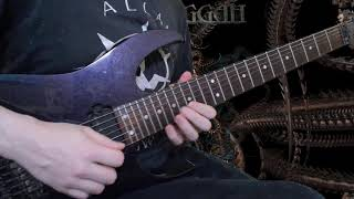 Meshuggah - Stifled (Dat Solo!)
