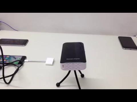 Configuración HDMI iOS - Olympia