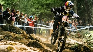 Downhill MTB Racing Highlights from Lourdes | UCI Mountain Bike World Cup 2017 thumbnail