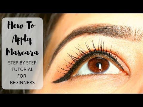 Beginners Mascara कैसे लगाएं | How To Apply Mascara | Step By Step For Beginners