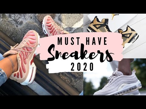 MUST HAVE NIKE SNEAKERS 2020 | Women's Top 10 Collection