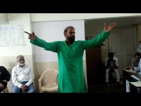 MUJEEB KHAN ( lecture on Teacher's Body Language )