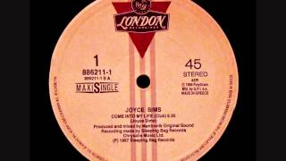 "Joyce Sims - Come Into My Life (Dj ""S"" Bootleg Bonus Beat Extended Re-Mix)"