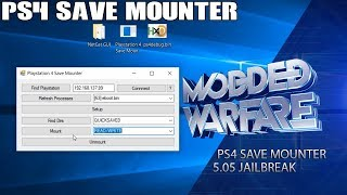 PS4 Save Mounter Tutorial (Swap Saves Between Consoles & Games)