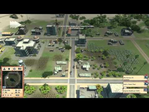 Tropico 4 Thailand  Part 1   #   -  แนะนำเกมส์เบื้องต้น