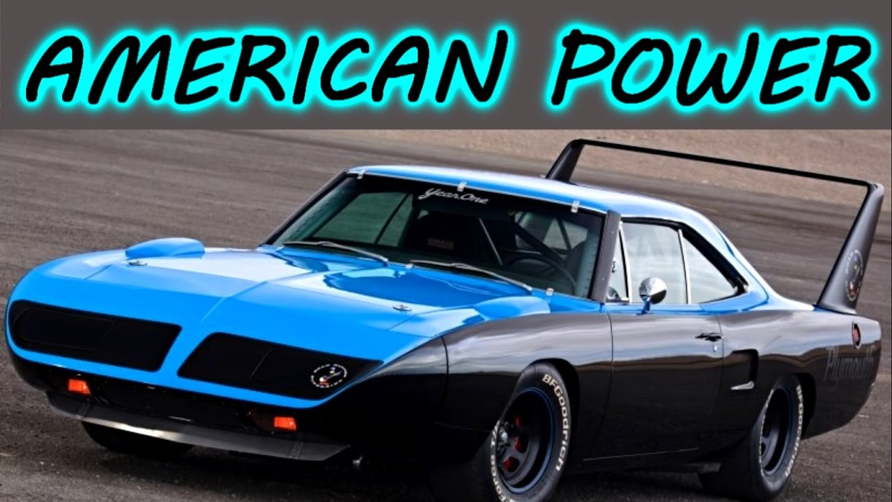 11 Of The Fastest American-Made Cars