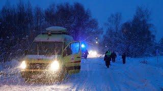 Очевидцы о крушение пассажирского АН-148