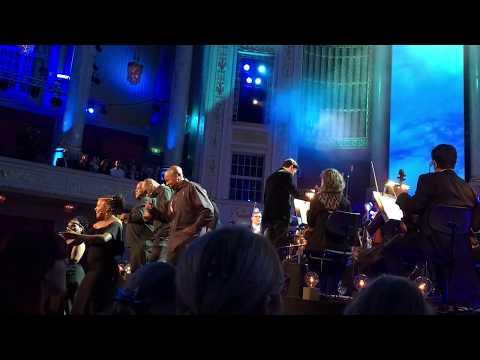 Hans Zimmer, Lebo M, Elton John, The Lion King, medley, Vienna, 2017