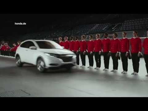 Canción del anuncio Honda HRV 2015 2