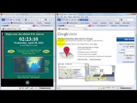 How To Get On The First Page Of Google In 40mins! Live Video Proof!