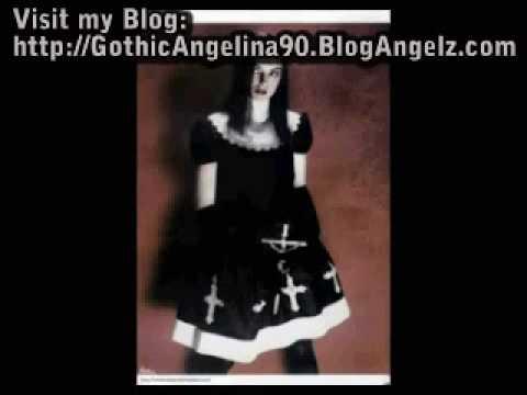vampire goth clothing