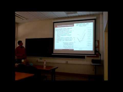Presentation of the 3D printed UST_2 stellarator in Carlos III University of Madrid, May 2013