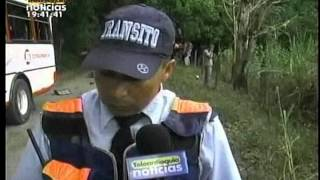 Dos muertos en un accidente de moto entre Sopetrán y Liborina .