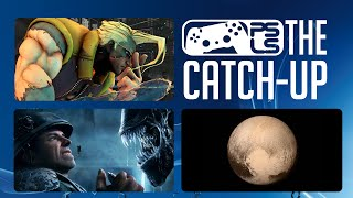 The Catch-Up: Street Fighter V DLC, PlayStation to Pluto, God of War III, & More