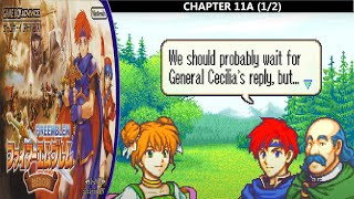 Fire Emblem: Sword of Seals -  Chapter 11A: Hero of the West (1/2)