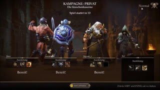 Gauntlet Slayer Edition 4 Player Coop [German] HD