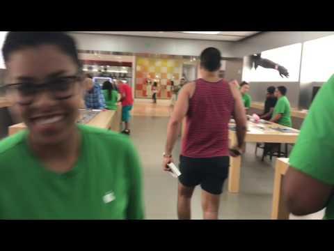 Entrei na Apple,