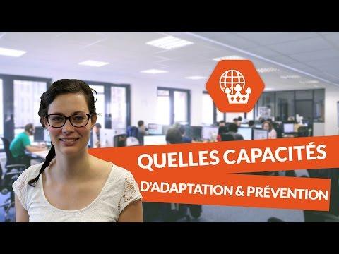 Quelles capacités d'adaptation et prévention - Histoire Géographie - digiSchool
