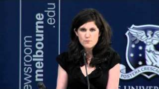 A.N. Smith Lecture in Journalism - Annabel Crabb