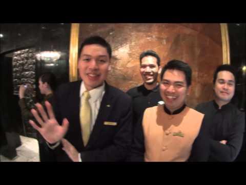 Last Ever Checkout & Staff Leaving Ceremony at Mandarin Oriental Manila