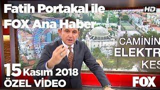 Şehir hastanelerinde hasta garantisi var mı? 15 Kasım 2018 Fatih Portakal ile FOX Ana Haber
