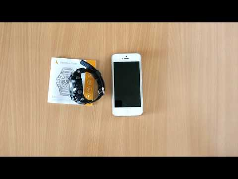 How to connect VS505 with iOS  - Colmi Sport Smart Watch VS505, EX Series EX16 Sport Smart Watch