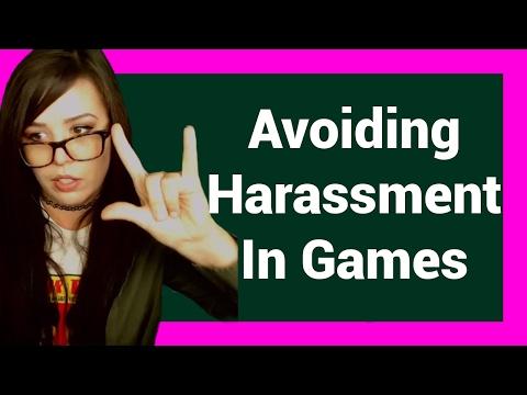 Avoiding Harassment in Games (A Guide for Girl Gamers)
