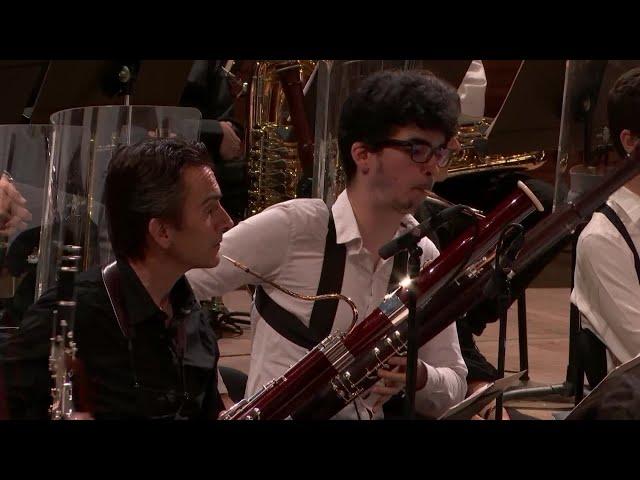 Concert du cent-cinquantenaire Berlioz