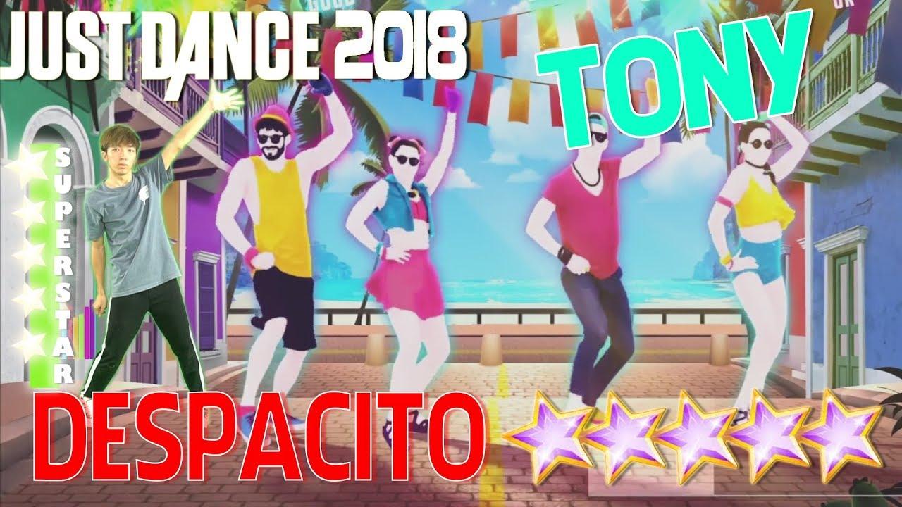 Download 🌟  Despacito - Luis Fonsi & Daddy Yankee - Megastar [Just Dance 2018]🌟