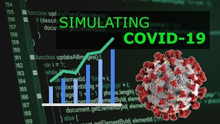 Simulating COVID-19 Spread in Python (Viral Spread Simulator)