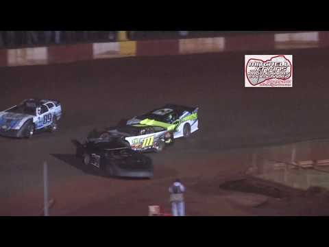 Dixie Speedway Crate Late Model Feature 03/11/2017