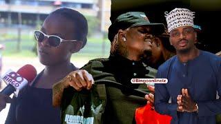 Harmonize Amponza Diamond Atukwanwe Na Waliopata Chakula Cha Bure Cha KONDE MGAHAWA