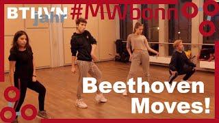 Beethoven Moves - Teil 1/4 - 5. Sinfonie mit Breakdance