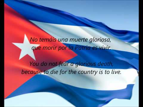 Cuban National Anthem -