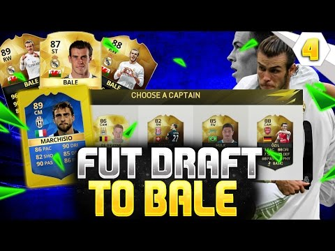 3 TEAM OF THE SEASON! - FUT DRAFT TO BALE | FIFA 16 ULTIMATE TEAM