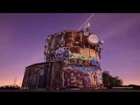 Los Angeles - Time Lapse