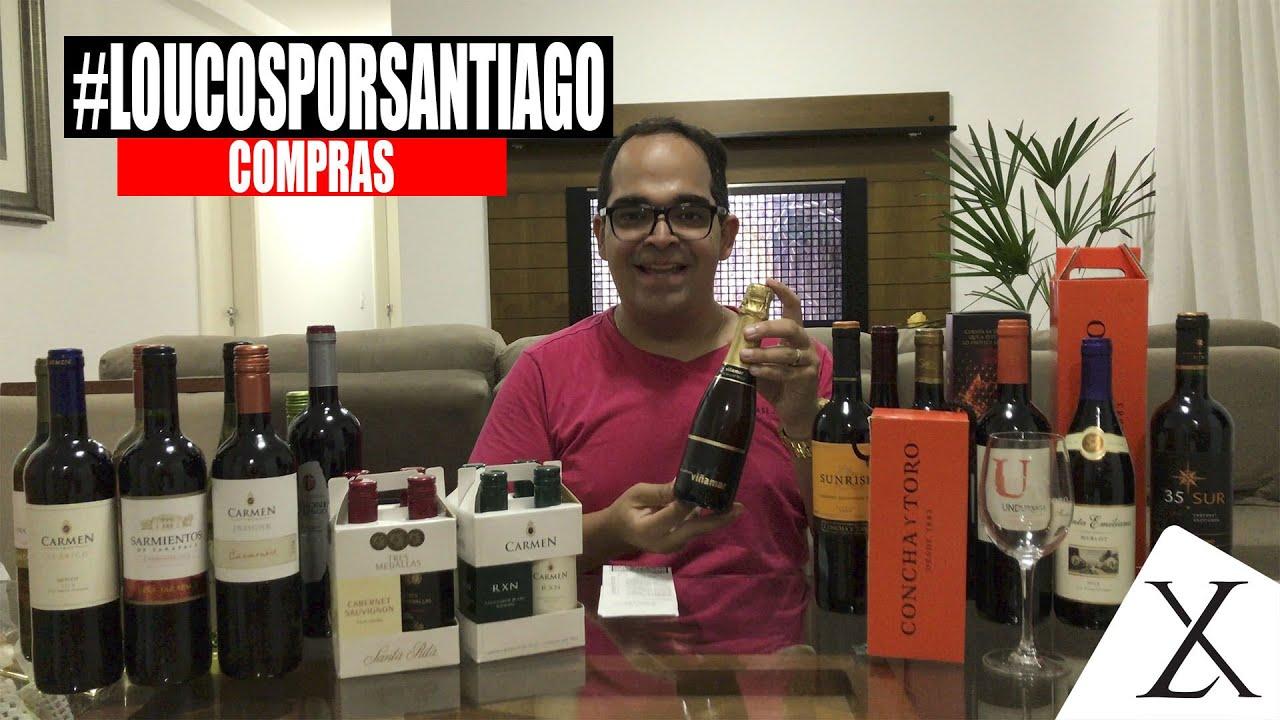 a6f72c0f84366 Loucos por Santiago - Episódio 13 - Compras no Chile  loucosporsantiago