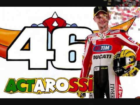 Valentino Rossi is...