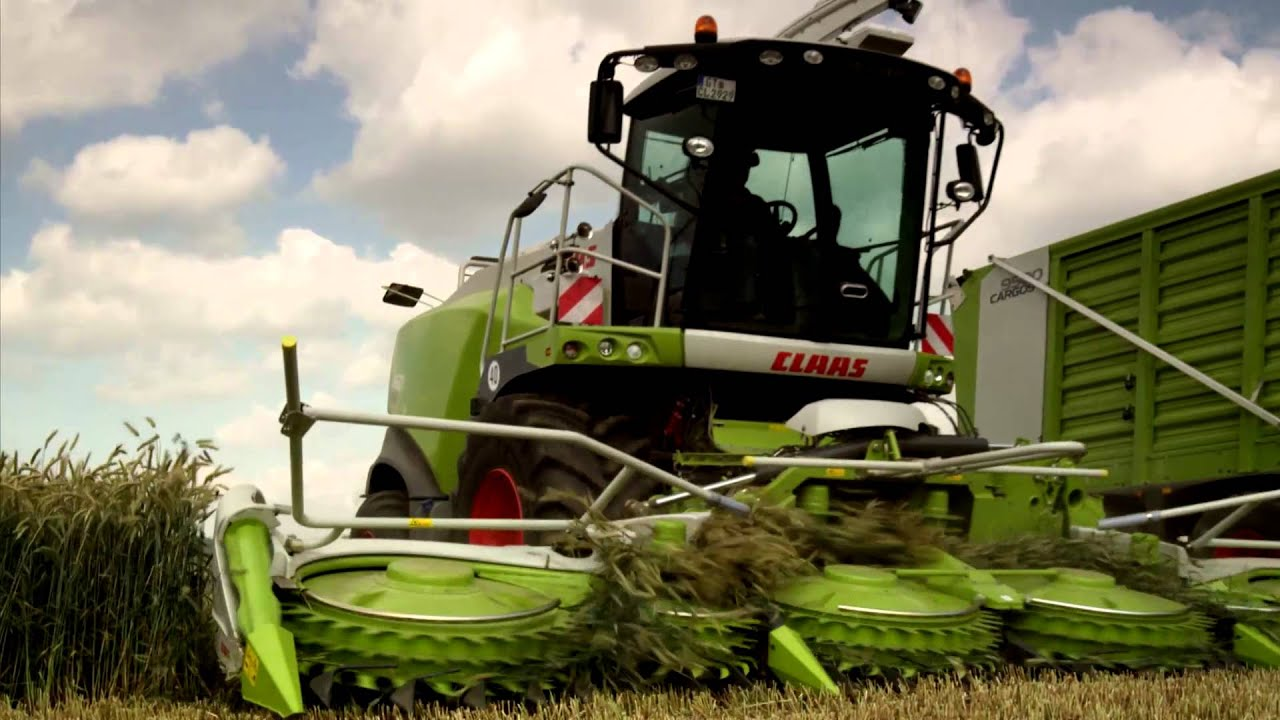Download CLAAS Highlights 2014.