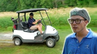 Reckless Golfing
