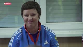 Олимпионики на Камчатке