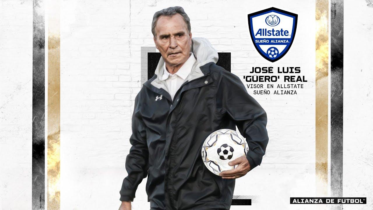 Live streaming con José Luis el 'Güero' Real