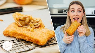 Gambar cover Homemade McDonald's Apple Pies - In The Kitchen With Kate