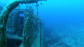 Bodrum Turkey (SG115) Coast Guard Shipwreck