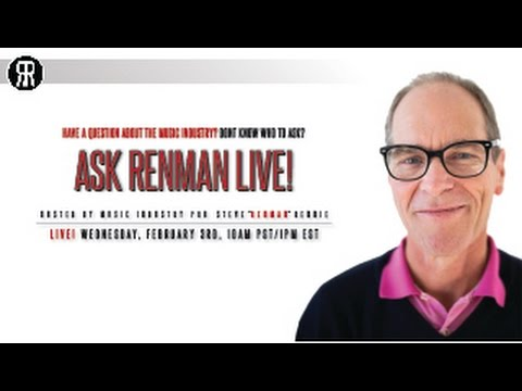 Ask Renman Live!