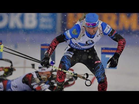 #БИАТЛОН #Чемпионат мира #спринт 15.02.2020 #biathlon Sprint