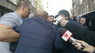 Interlopul Duduianu, zis &quotPian&quot, arestat dupa ce a calcat intentionat cu masina un ...
