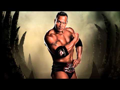 """The Rock 6th WWE Theme Song: """"Know Your Role"""" (2nd Version)"""