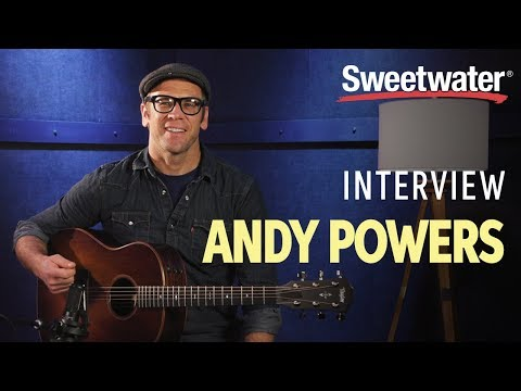 Taylor Guitars Andy Powers Interview