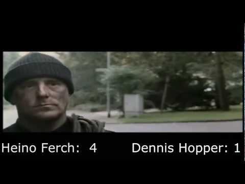 Straight Shooter (1999) - Heino Ferch/Dennis Hopper killcount